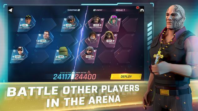 Tom Clancy's Elite Squad - Military RPG screenshot 3