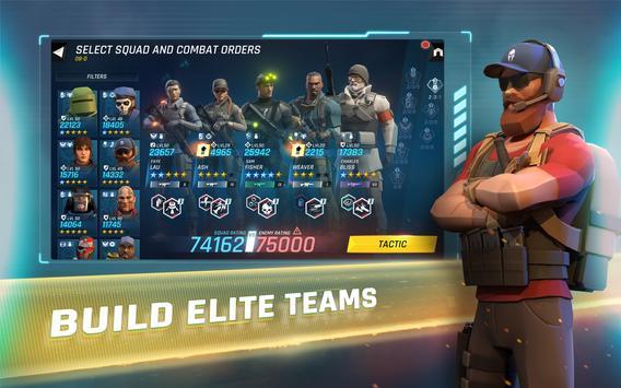 Tom Clancy's Elite Squad - Military RPG screenshot 13