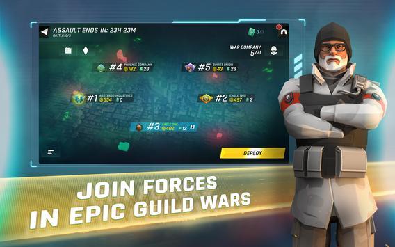 Tom Clancy's Elite Squad - Military RPG screenshot 18