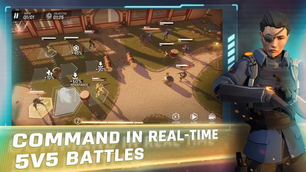 Tom Clancy's Elite Squad - Military RPG screenshot 1