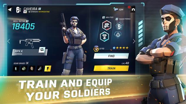 Tom Clancy's Elite Squad - Military RPG screenshot 2