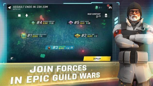 Tom Clancy's Elite Squad - Military RPG screenshot 4