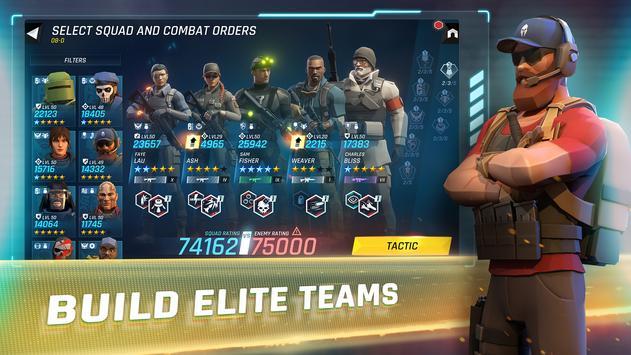 Tom Clancy's Elite Squad - Military RPG screenshot 6