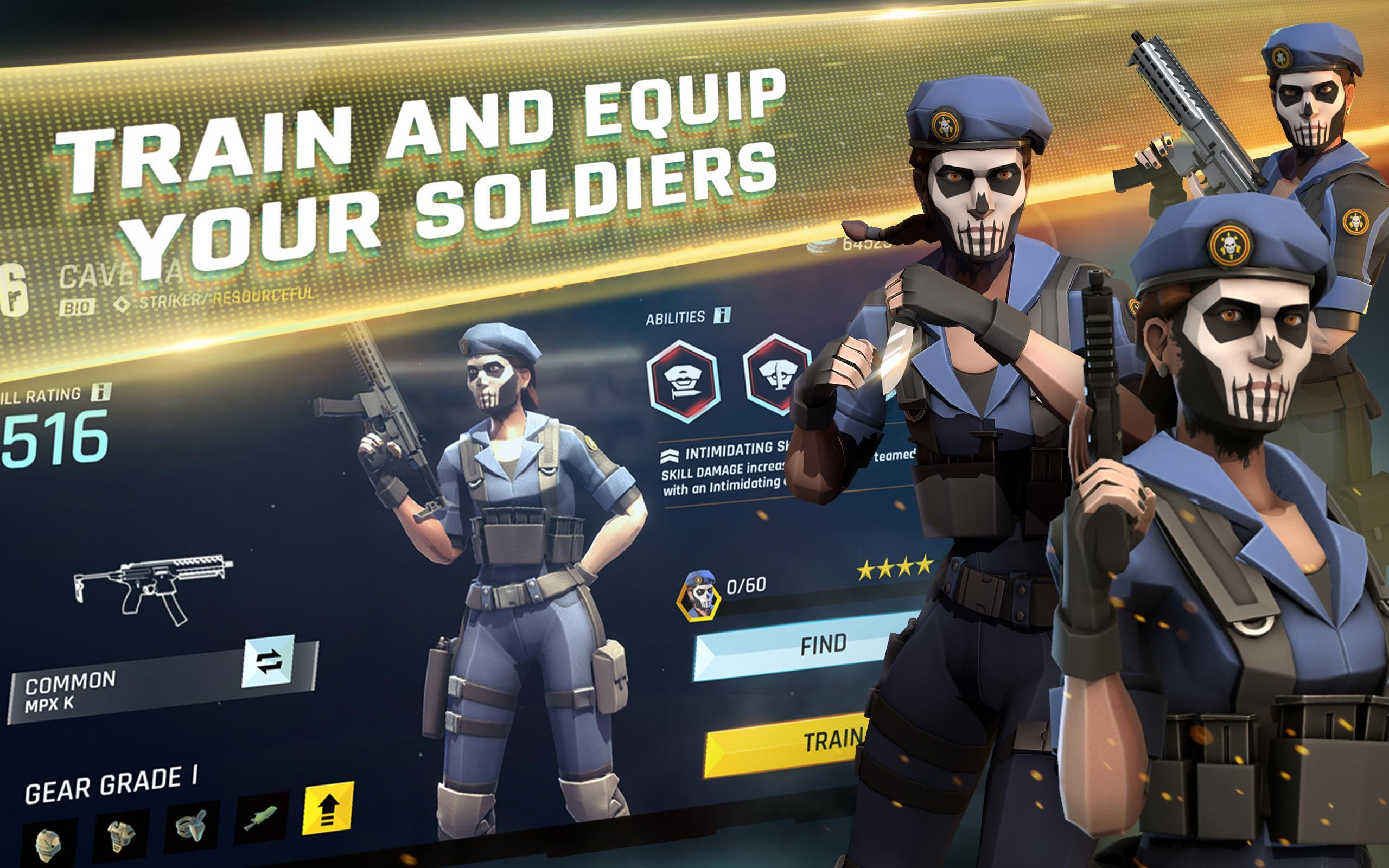 Tom Clancy's Elite Squad for Android - APK Download