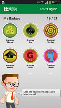Learn English with Johnny Grammar's Word Challenge screenshot 4