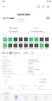 UniFi Network screenshot 2