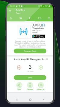 AmpliFi capture d'écran 4