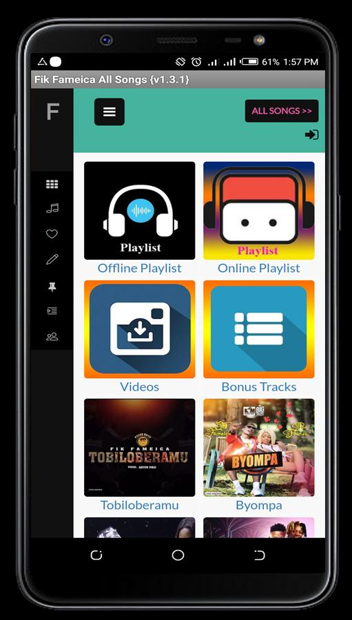 Fik Fameica All Songs for Android - APK Download