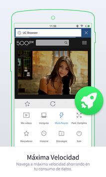UC Browser Mini - Navegador captura de pantalla 1