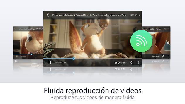 UC Browser Mini - Navegador captura de pantalla 3