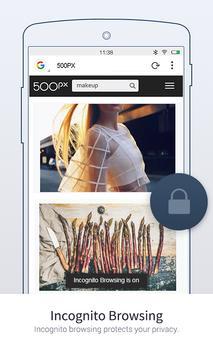 UC Browser Mini -Tiny Fast Private & Secure screenshot 4