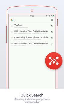 UC Browser Mini- ब्राउज़र मिनी स्क्रीनशॉट 5