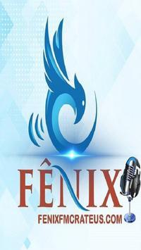 Fenix FM Crateús poster