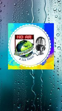 Lopes Web Rádio Goiânia poster