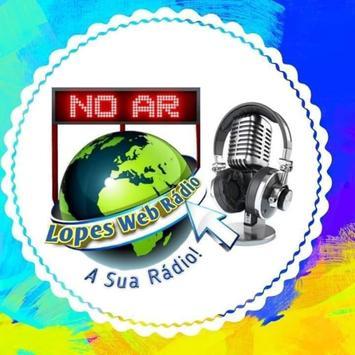 Lopes Web Rádio Goiânia screenshot 1
