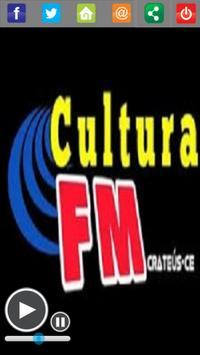 Rádio Cultura FM de Crateús screenshot 3