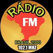 Rádio Brasil 2000 icon