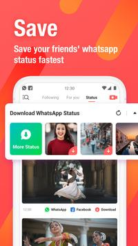 VMate Status - Video Status & Status Downloader स्क्रीनशॉट 3