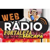 Web Rádio Fortaleza de Macapá icon