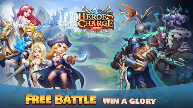 Heroes Charge screenshot 2