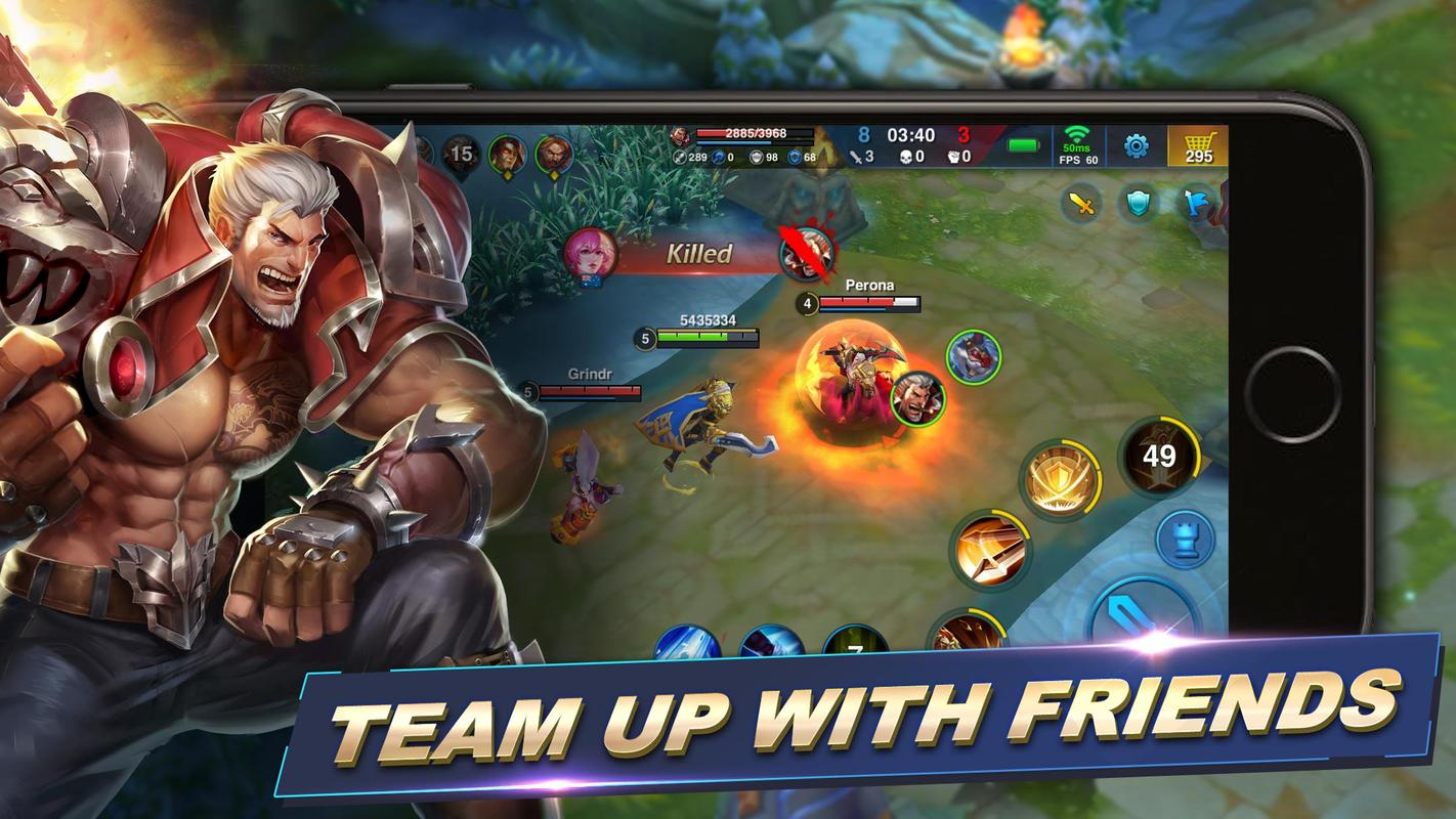 Heroes Arena For Android Apk Download