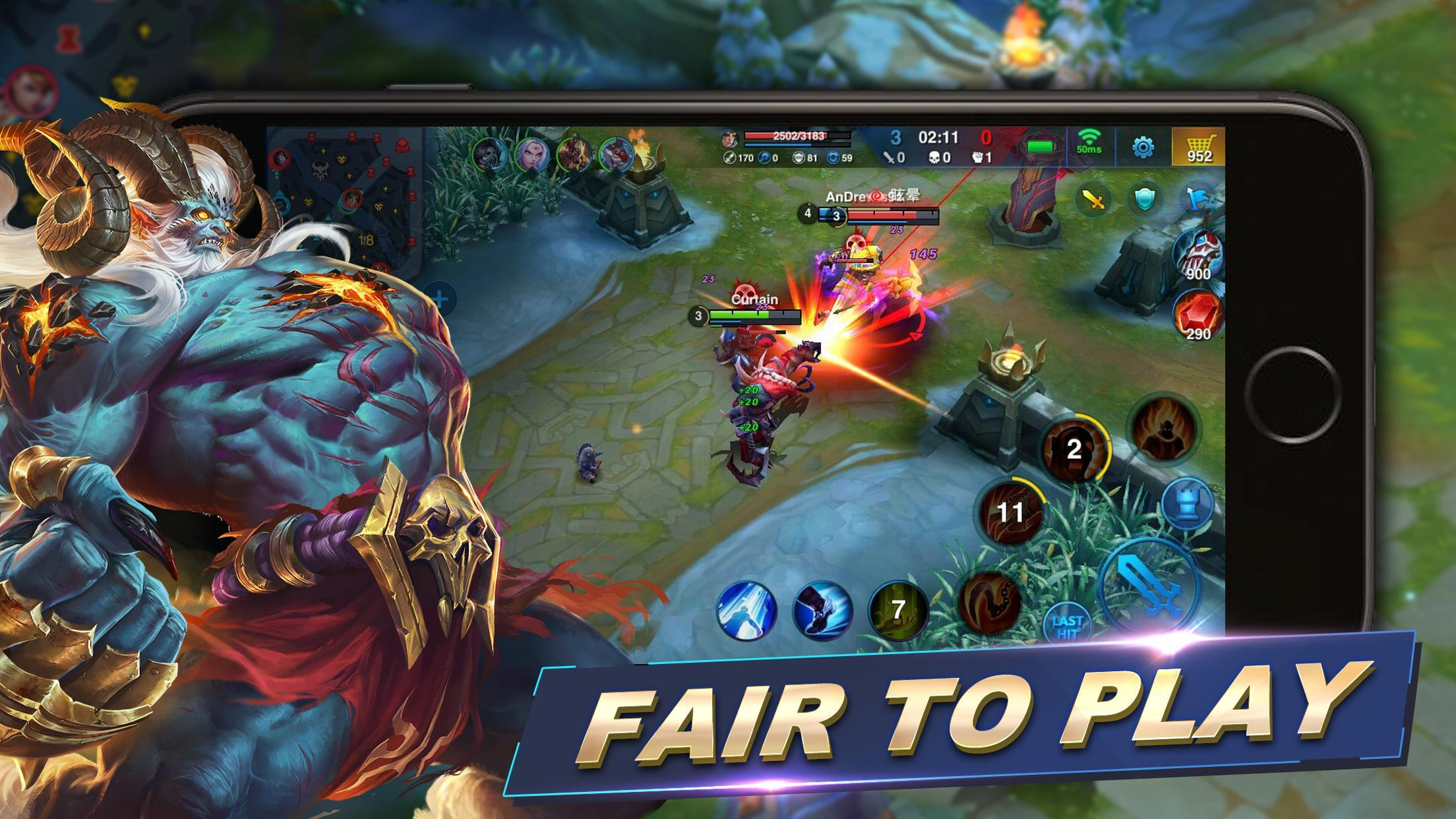 Heroes Arena for Android - APK Download
