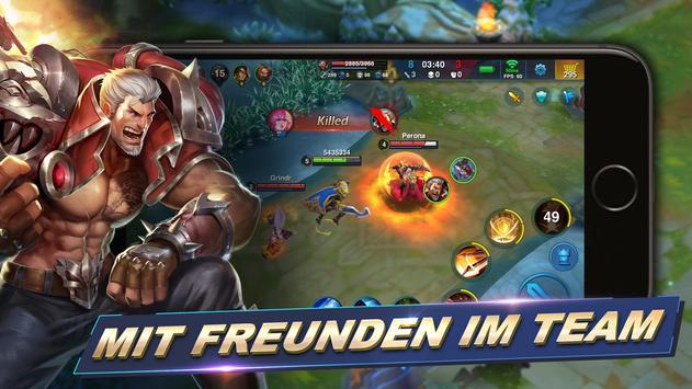 Heroes Arena Screenshot 4