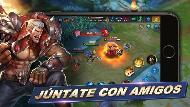 Heroes Arena captura de pantalla 4