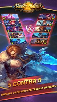 Heroes Arena captura de pantalla 8