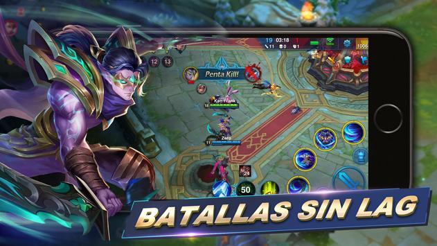 Heroes Arena captura de pantalla 1