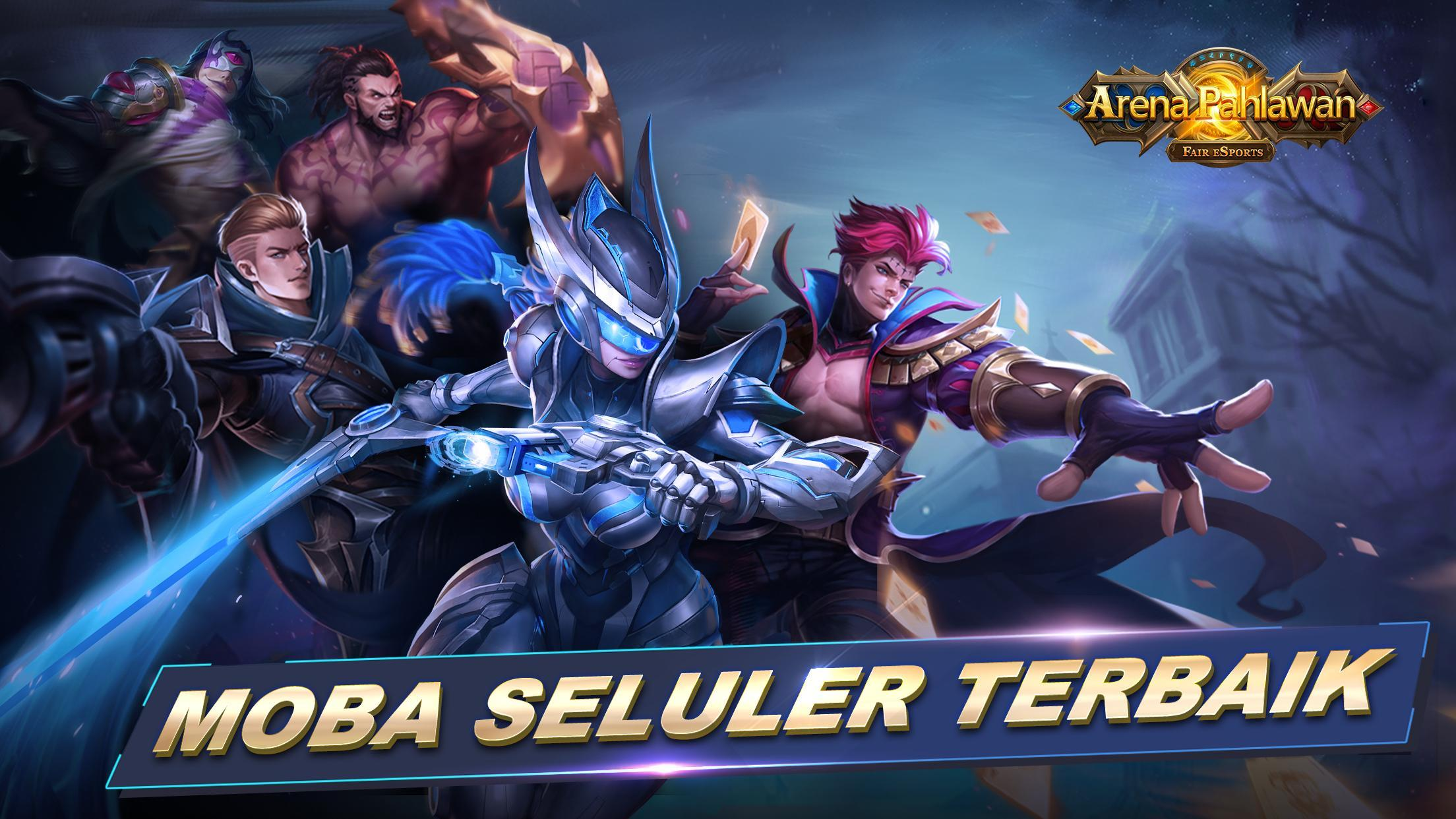 Arena Pahlawan For Android APK Download