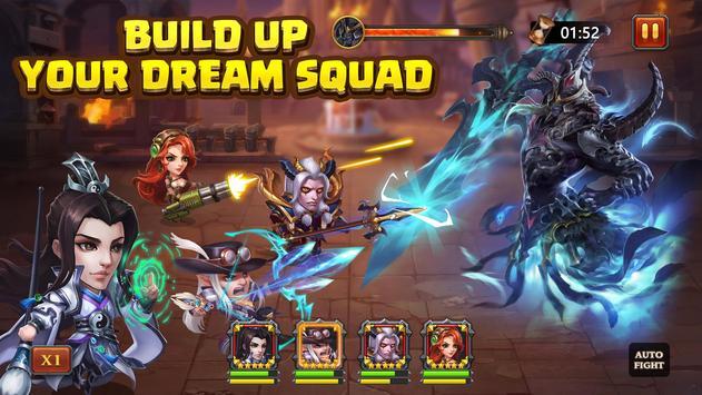Heroes Charge HD screenshot 4