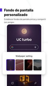 UC Browser Turbo - Descarga rápida, Seguro captura de pantalla 5