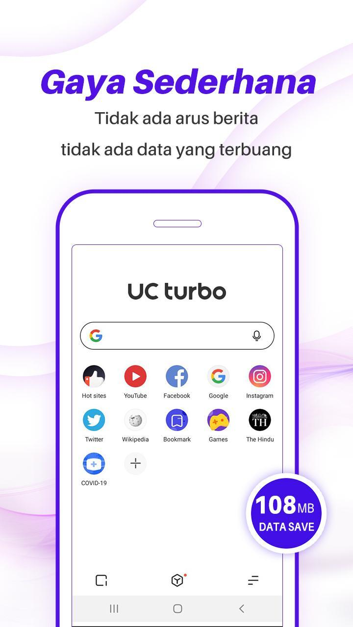 Uc Browser Turbo Unduhan Video Cepat Aman For Android Apk Download