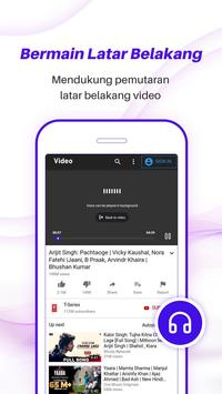 UC Browser Turbo - Unduhan Video Cepat, Aman screenshot 5