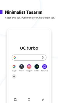 UC Browser Turbo - Fast download, Secure, Ad block gönderen