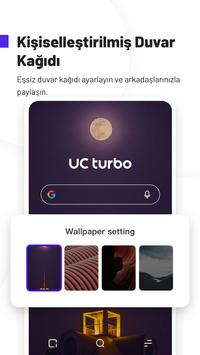 UC Browser Turbo - Fast download, Secure, Ad block Ekran Görüntüsü 5