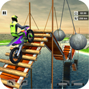Bike Stunt Mega Tracks: Sky Ramp APK