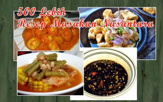 3 Schermata Resep Masakan Nusantara Offline