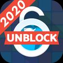 Webサイトのブロックを解除する無料VPNプロキシブラウザ APK