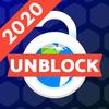 Odblokuj witryny bezpłatny VPN Proxy Browser aplikacja
