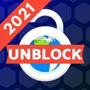 ブロック解除サイト - フリープロキシブラウザ APK