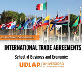Trade Agreements UDLAP icon