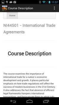 Trade Agreements UDLAP screenshot 1