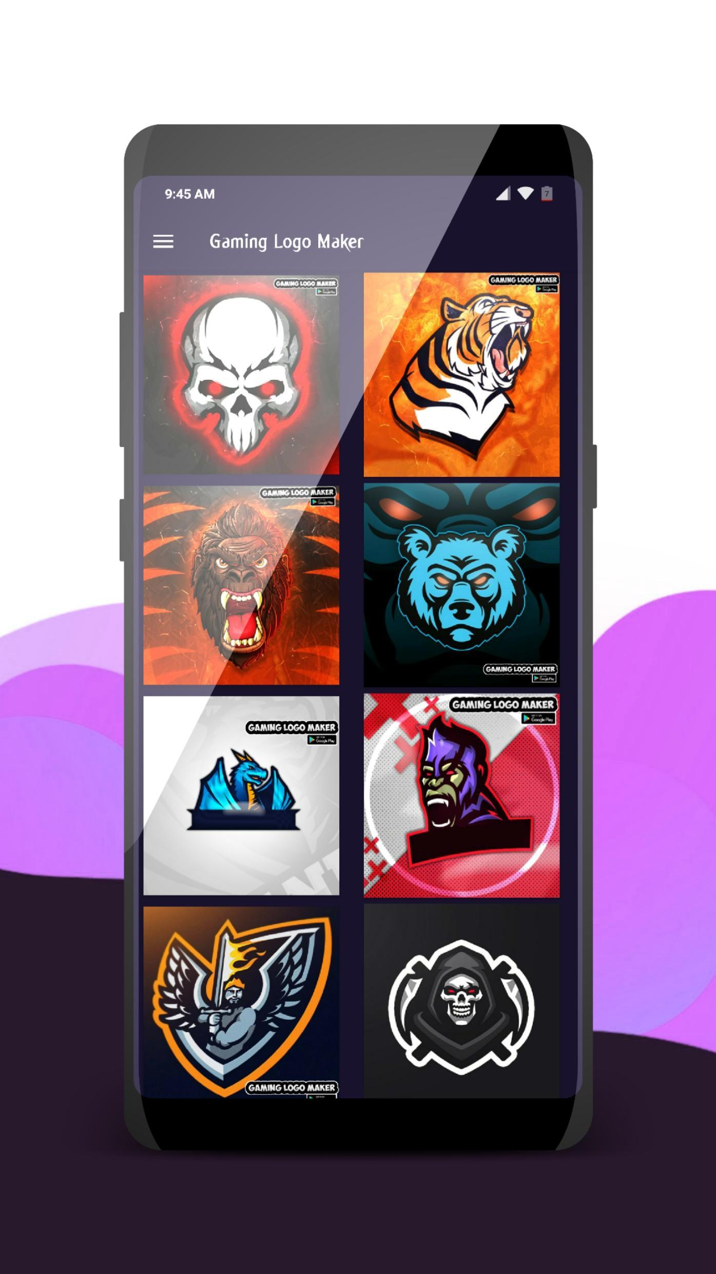 Gaming Logo Maker for Android - APK Download