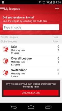 UEFA Euro Qualifiers Fantasy screenshot 4