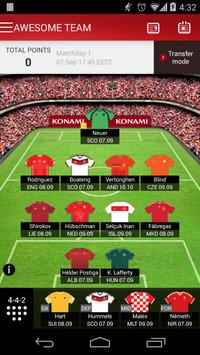 UEFA Euro Qualifiers Fantasy poster