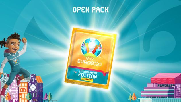 EURO 2020 Panini sticker album screenshot 6