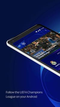 UEFA Champions League poster