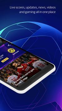 UEFA Champions League screenshot 1